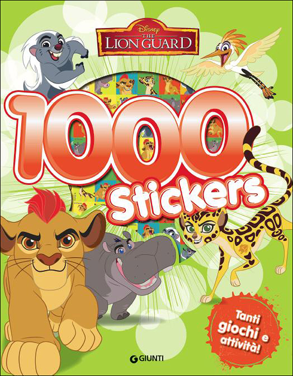 500/1000 Stickers - The Lion Guard. 1000 Stickers