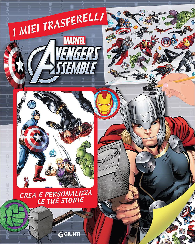 I miei trasferelli - Avengers Assemble
