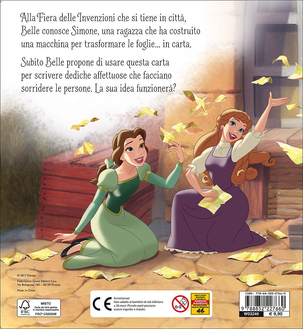 Magie Cartonate - La Bella e la Bestia. Lettere con dedica