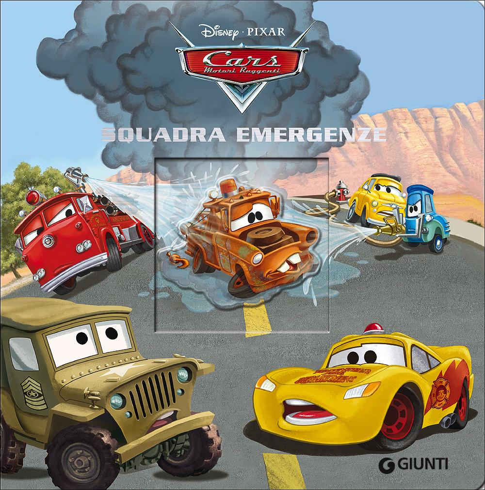 Magie Cartonate - Cars. Squadra emergenze