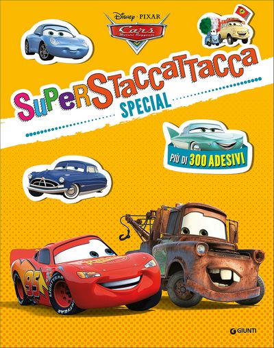 Superstaccattacca Special - Cars