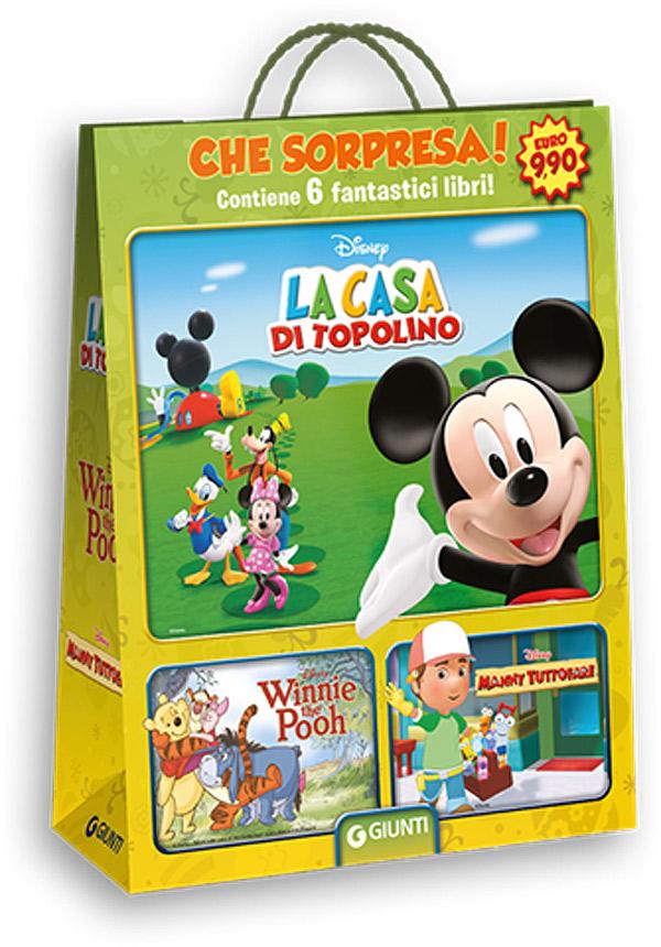 Winnie The Pooh + Disney Junior Shopper