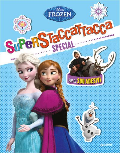 Superstaccattacca Special - Frozen