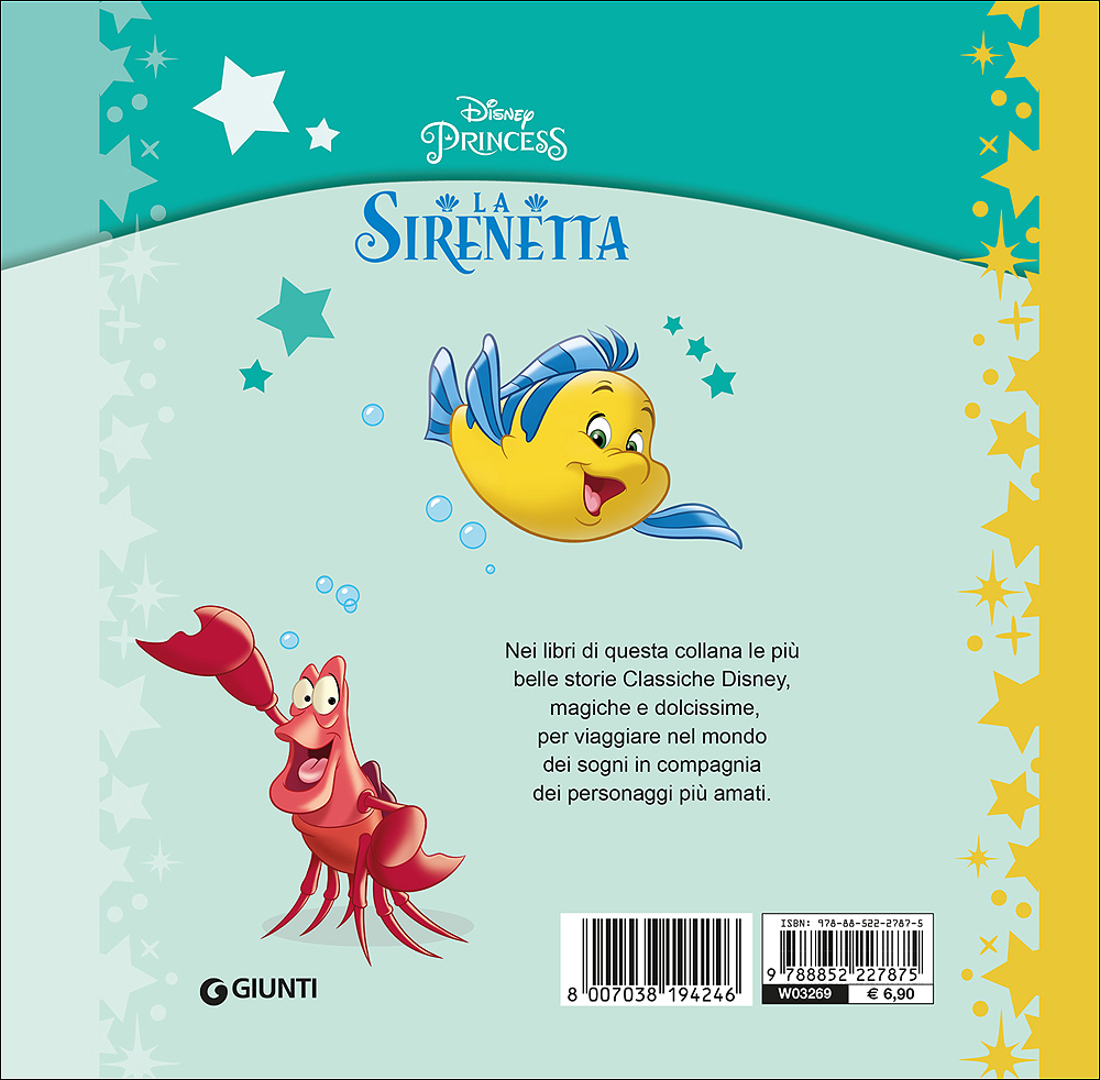 Sogni d'oro - La Sirenetta