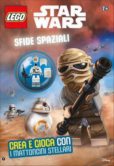Super Album - Star Wars LEGO. Sfide Spaziali