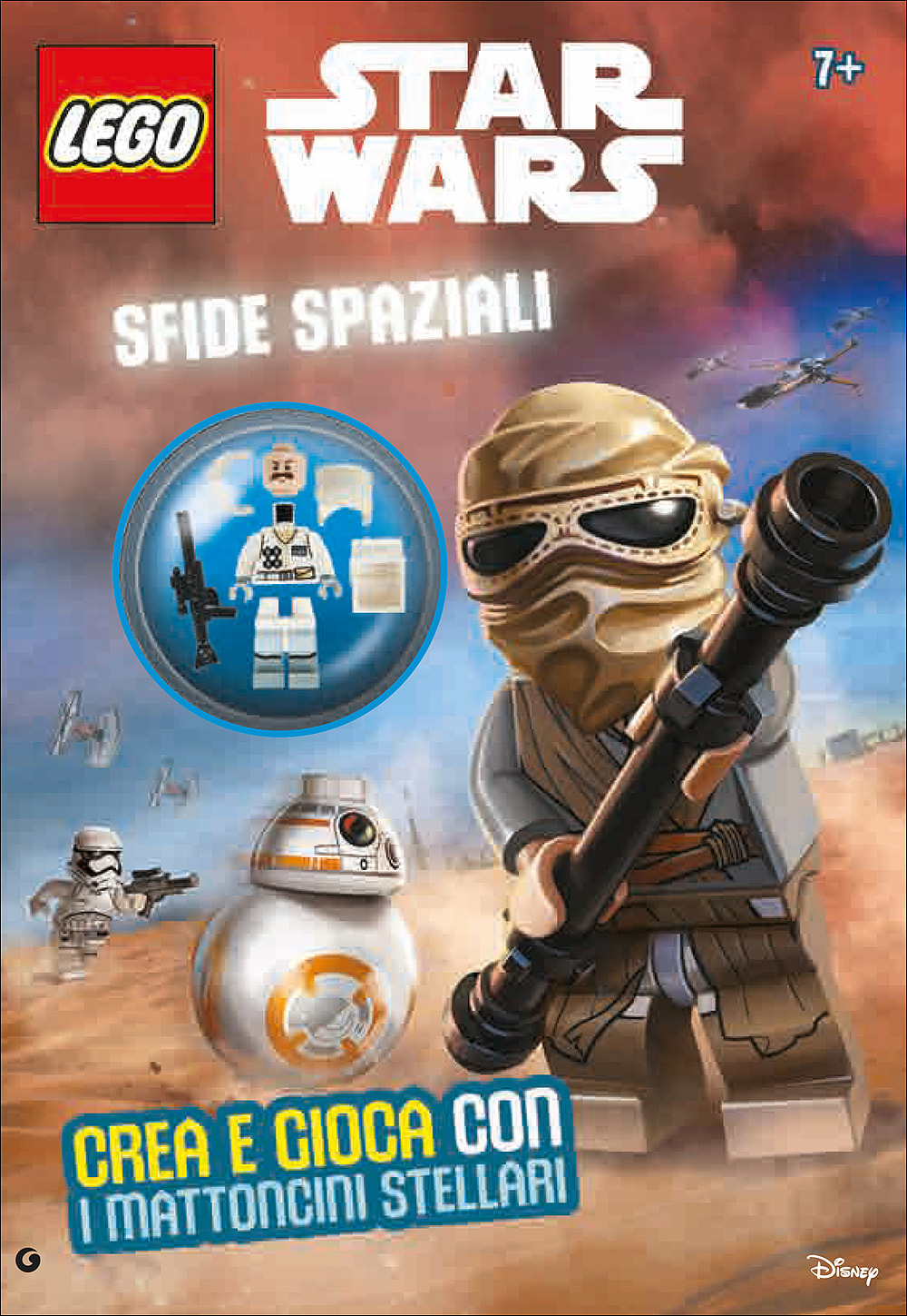 Super Album - LEGO Star Wars. Sfide Spaziali