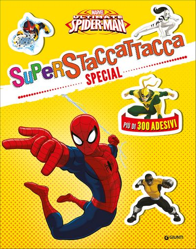 Superstaccattacca Special - Ultimate Spider-Man
