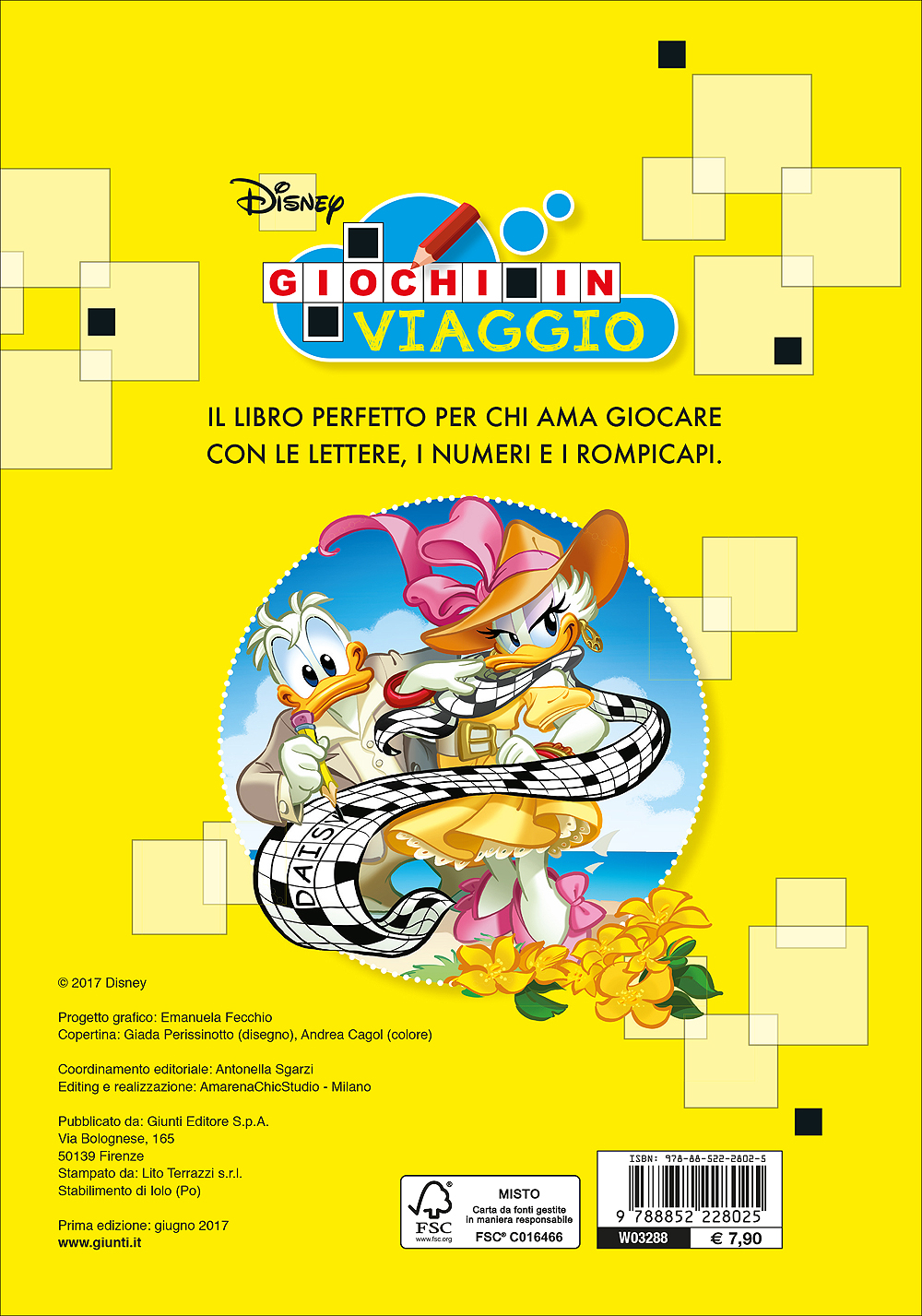 Il libro dei giochi - PaperEnigmistica. Giochi in viaggio