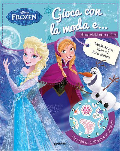 Gioca con la moda - Frozen