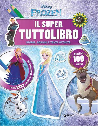 Il Super Tuttolibro - Frozen