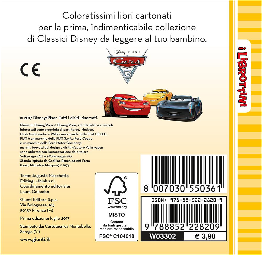 Cars 3 - I Librottini