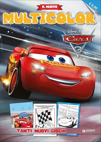 Il nuovo Multicolor - Cars 3