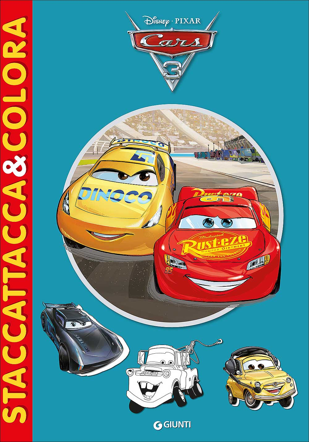 Cars 3 - Staccattacca&Colora