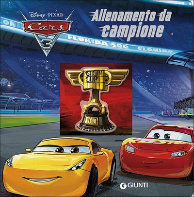 Magie Cartonate - Cars 3. Allenamento da campione