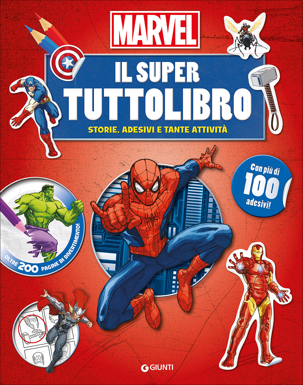 Il Super Tuttolibro - Marvel