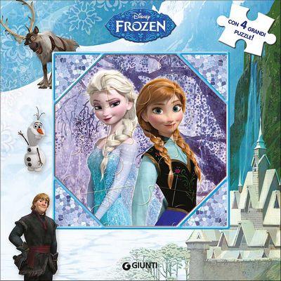 Libri Puzzle - Frozen