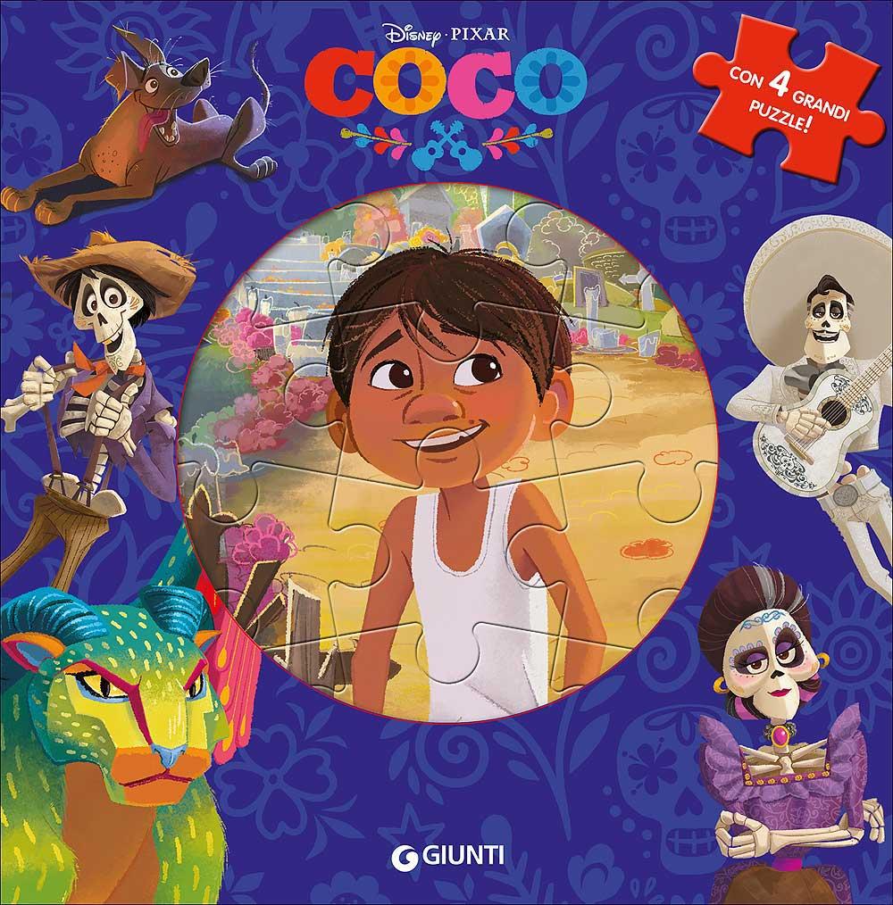 Libri Puzzle - Coco