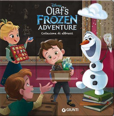 Magie Cartonate - Olaf's Frozen Adventure. Collezione di abbracci