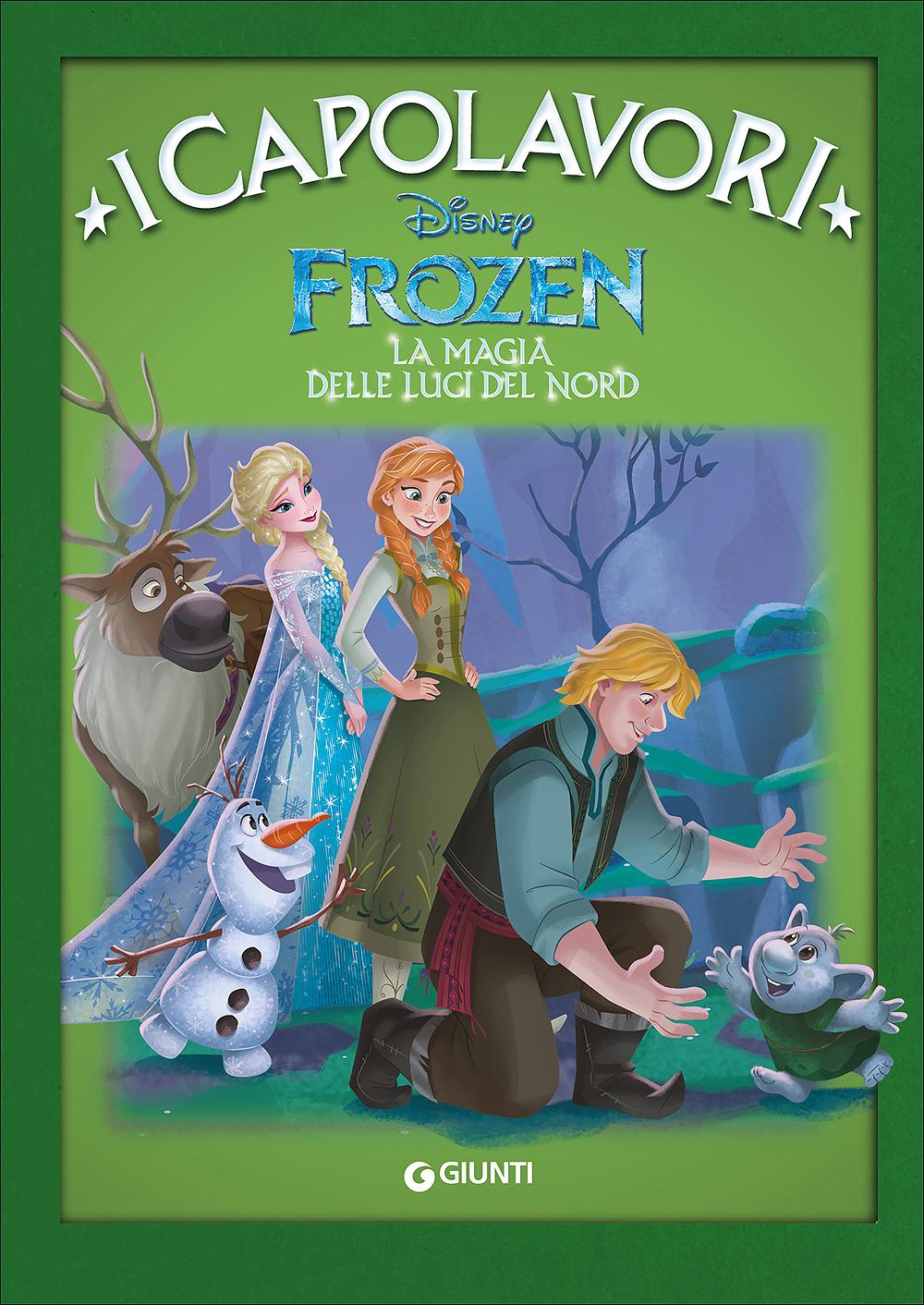 I Capolavori - Frozen. La magia delle luci del Nord