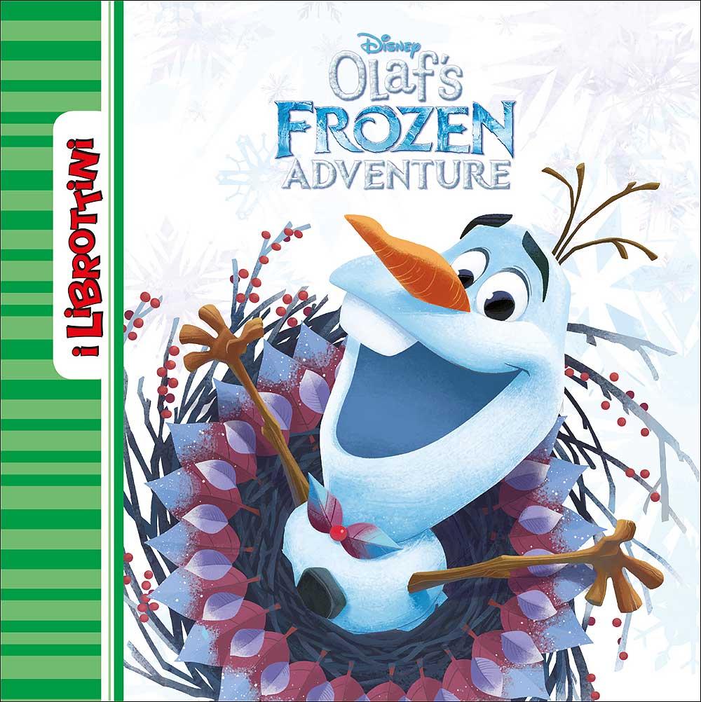 Frozen - I Librottini - Olaf's Frozen Adventure