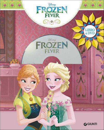 Frozen Fever - Il libro + DVD