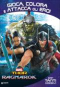 Attacca gli eroi - Thor Ragnarok. Gioca, colora e attacca gli eroi