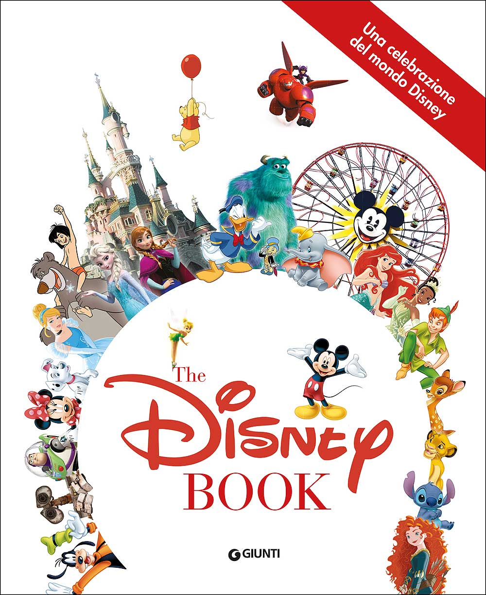 Enciclopedia dei Personaggi - The Disney Book
