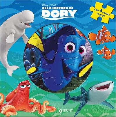 Libri Puzzle - Alla ricerca di Dory