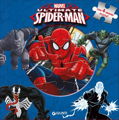 Libri Puzzle - Ultimate Spider-Man