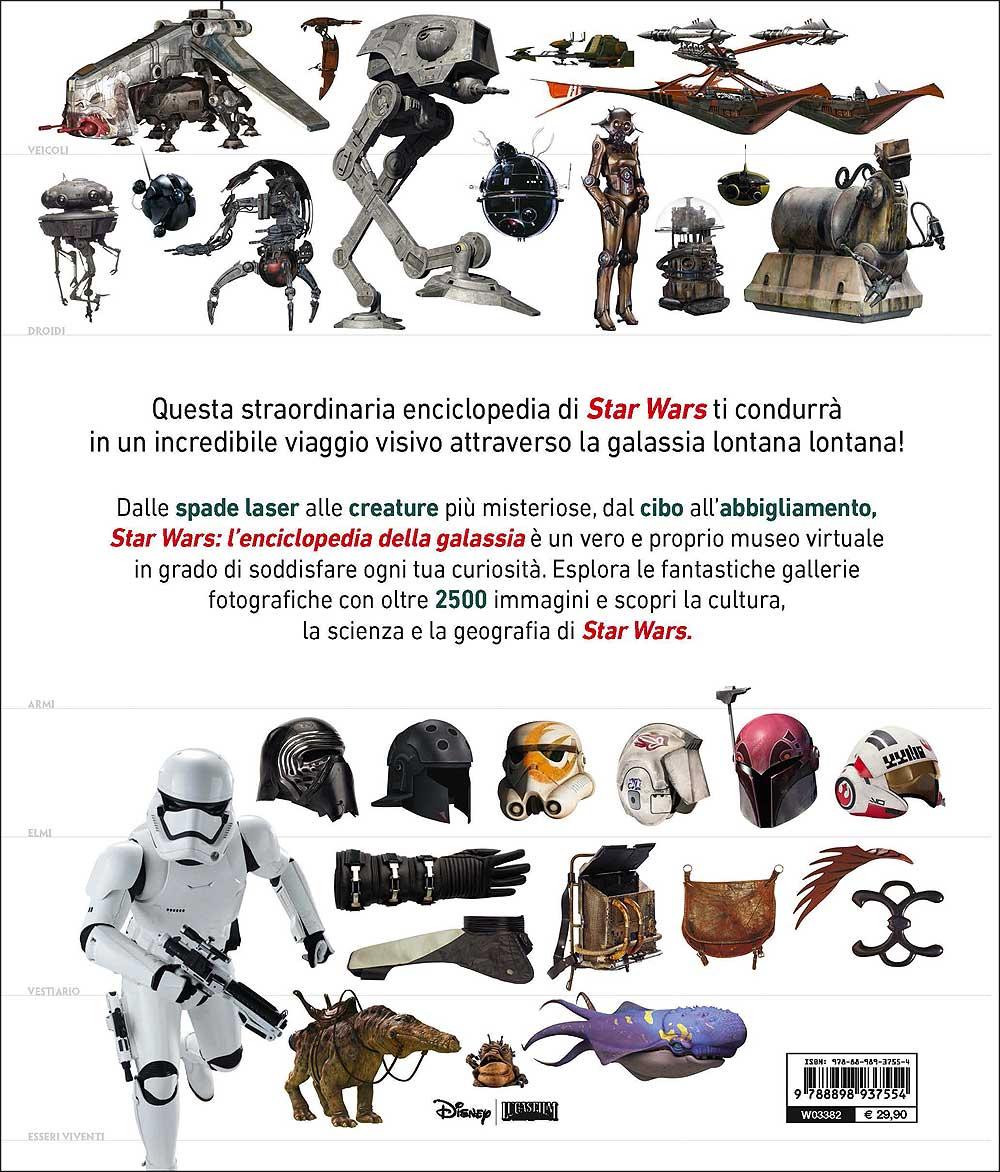 Enciclopedia dei Personaggi - Star Wars. L'enciclopedia della galassia