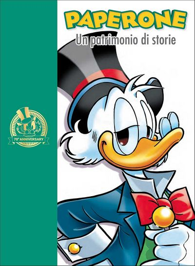 Disney Comic Collection - Paperone. Un patrimonio di storie