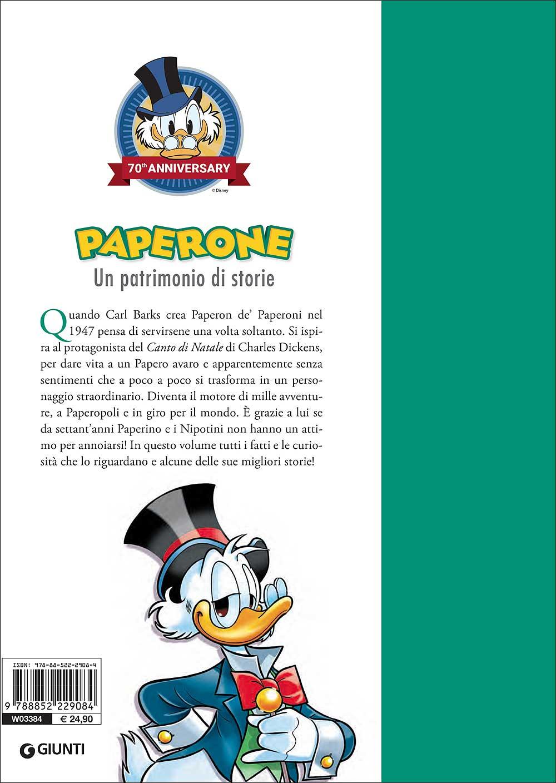 Disney Comic Collection - Paperone. Un patrimonio di storie