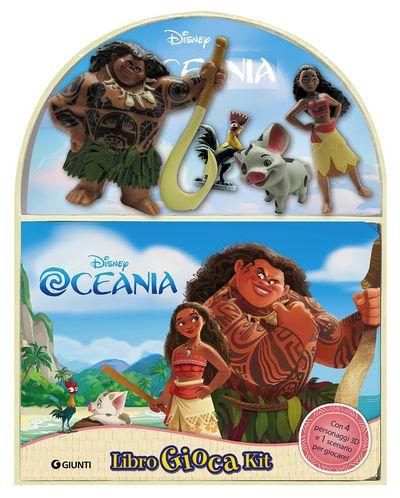 Oceania - LibroGiocaKit