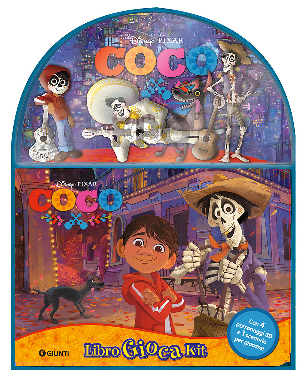 Coco - LibroGiocaKit