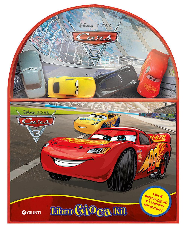 Cars 3 - LibroGiocaKit