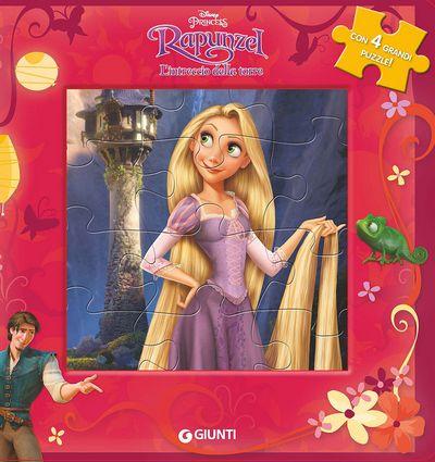Libri Puzzle - Principesse. Rapunzel. L'intreccio della torre