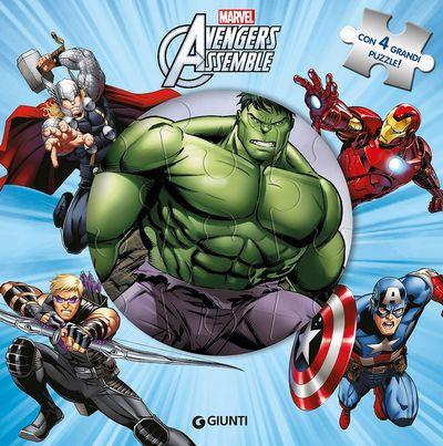 Libri Puzzle - Avengers Assemble