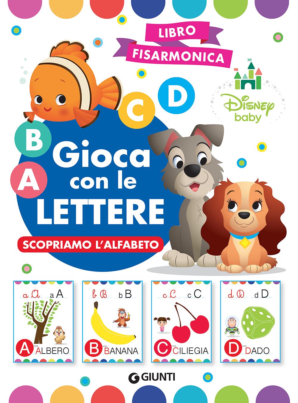 Disney Baby - Gioca con le lettere