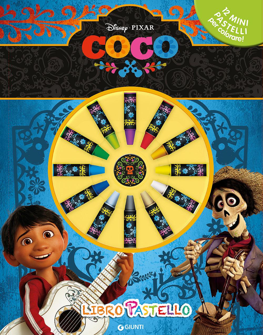 Libro Pastello - Coco