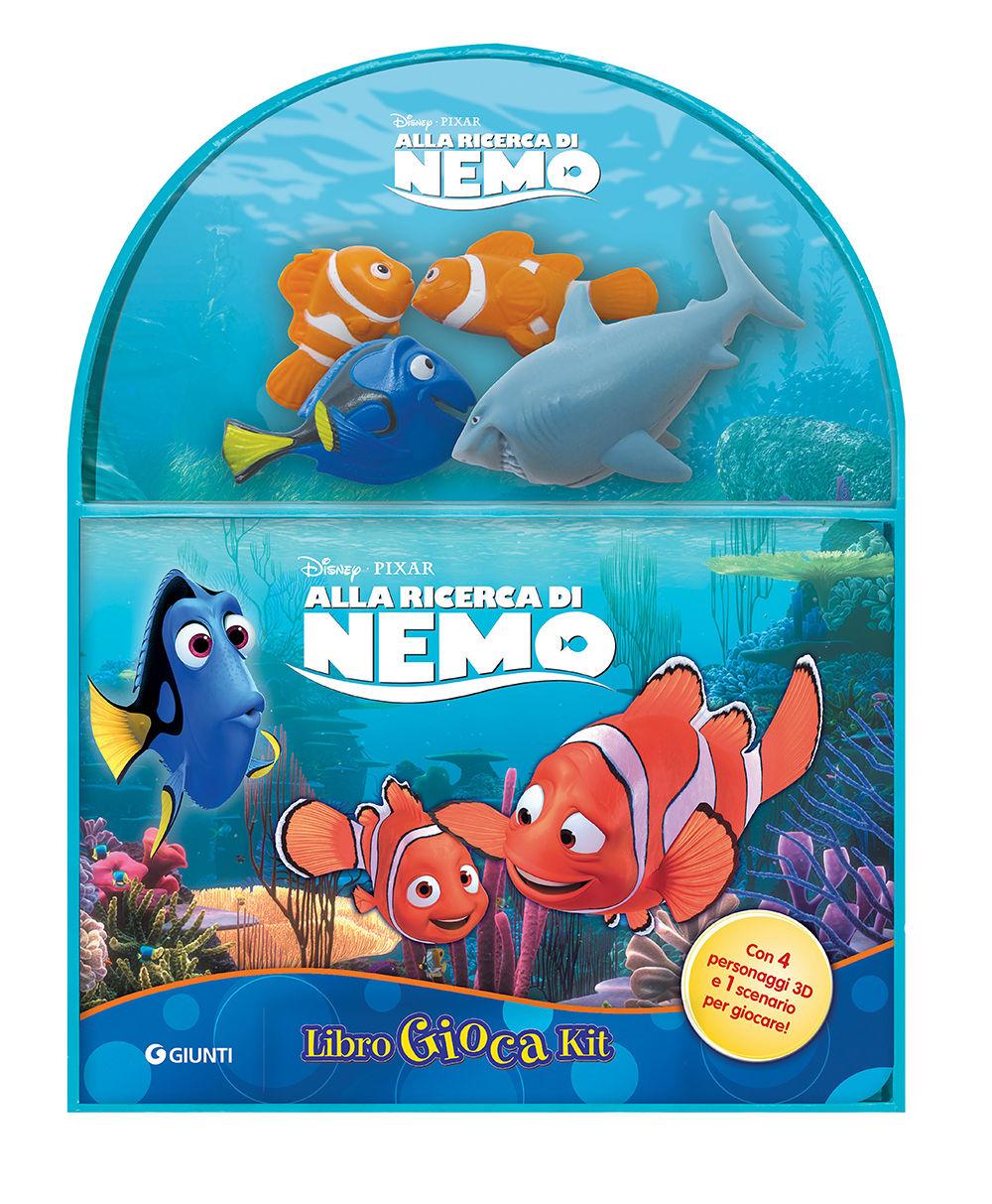 LibroGiocaKit - Alla ricerca di Nemo