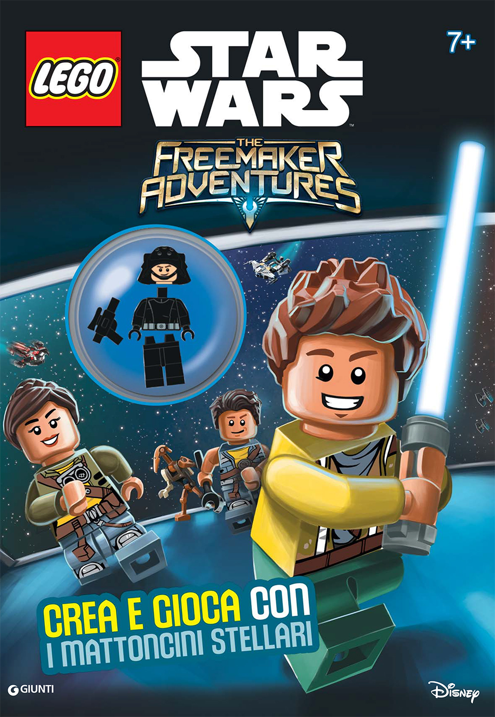 Super Album - Star Wars LEGO. The Freemaker Adventures