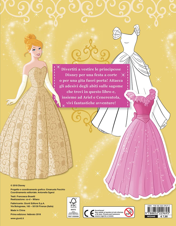Gioca con la moda - Principesse