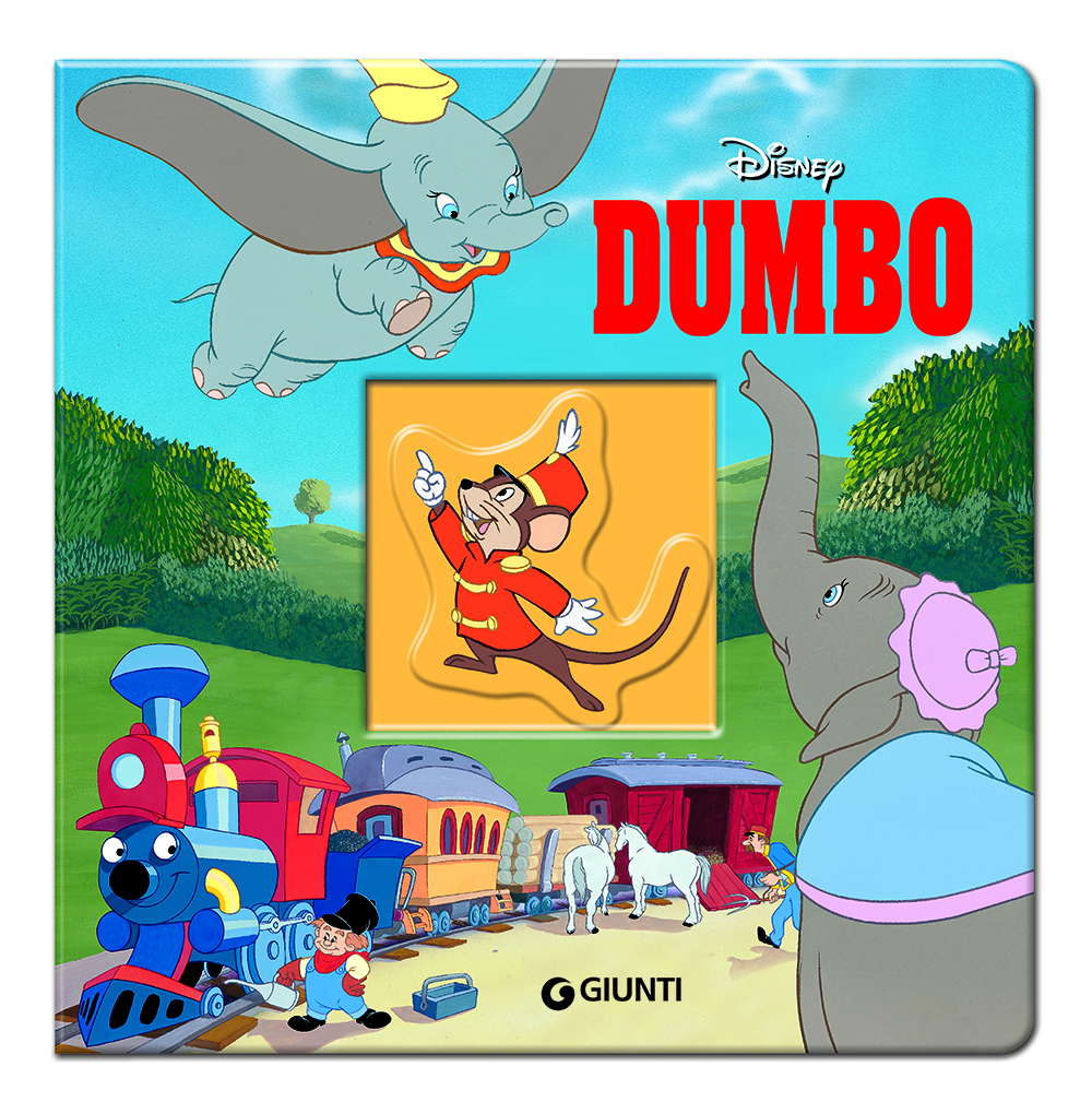 Magie Cartonate - Dumbo