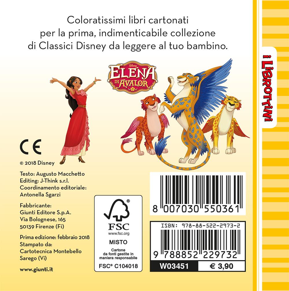 Elena di Avalor - I Librottini