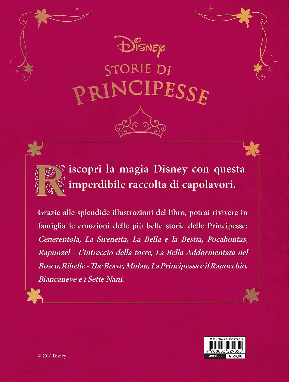 Fiabe Collection - Storie di Principesse