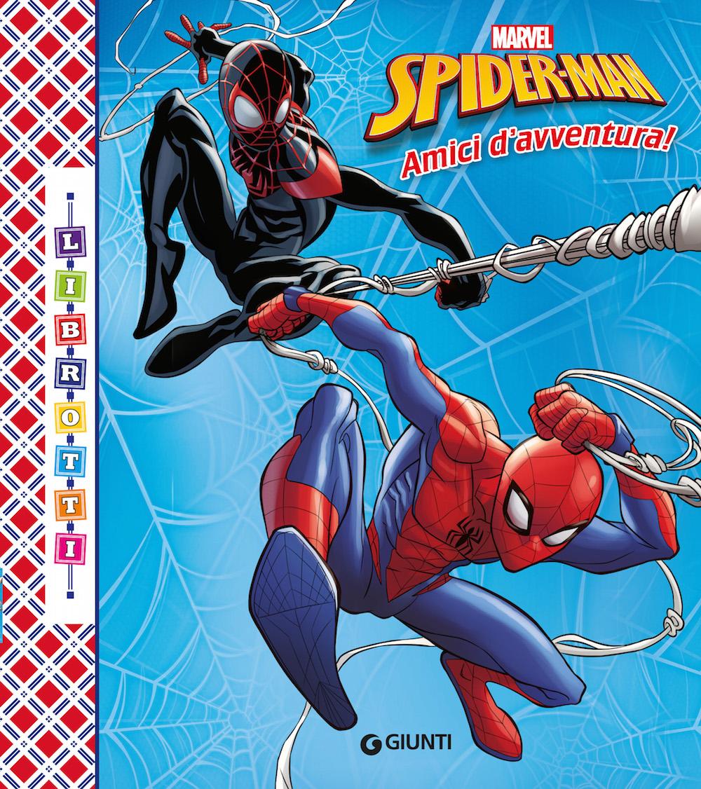 Spider-Man. - Librotti - Amici d'avventura!