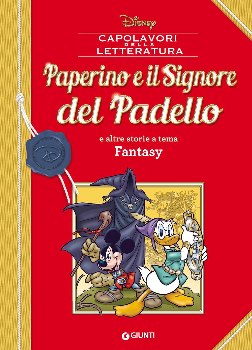 Capolavori della Letteratura - Paperino e il Signore del Padello