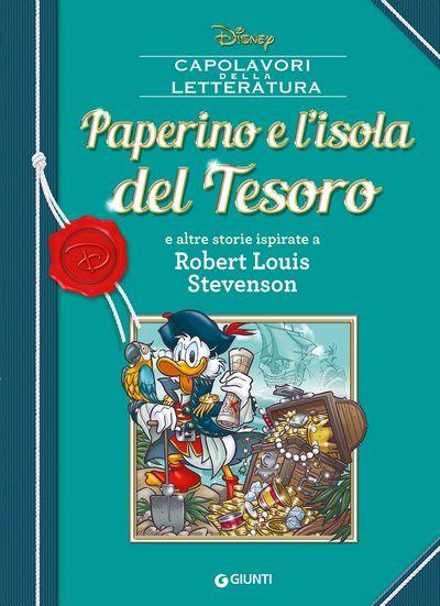 Capolavori della Letteratura - Paperino e l'isola del Tesoro