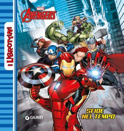 I Librottini - Avengers. Sfide nel tempo