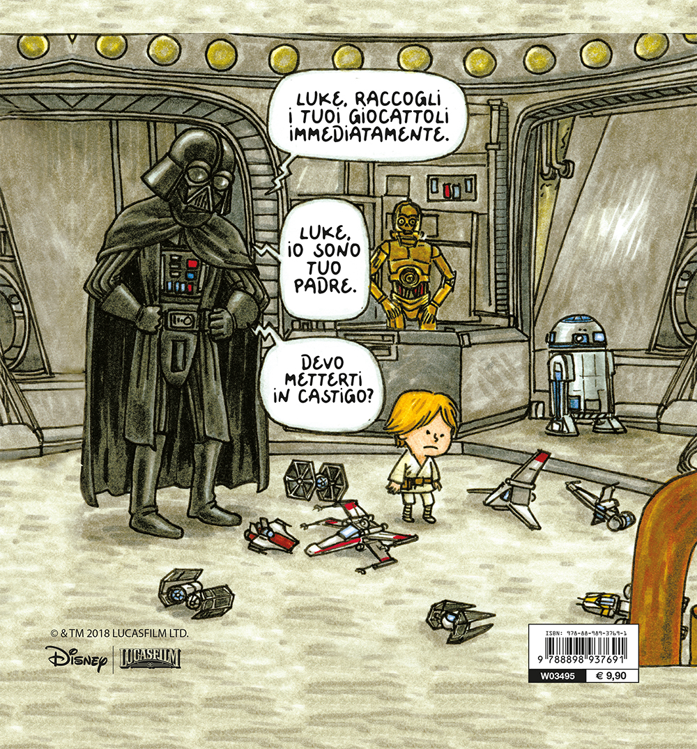 Narrativa d'Autore - Star Wars. Darth Vader e Figlio